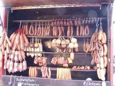 Saturdays food market http://www.slowtravelberlin.com/boxhagener-platz-food-market/
