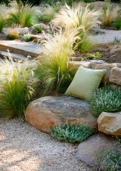 El Pueblo Viejo Garden: Located in Santa Barbara, California, U.S. Designed by Margie Grace of Grace Design Associates also based in Santa Barbara