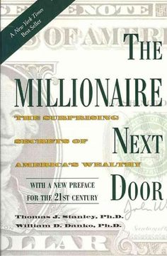 Hows your financial blueprint a bookographic based on the book the millionaire next door the surprising secrets of americas wealthy malvernweather Images