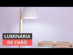 LUMINÁRIA DE MADEIRA - DIY E DICAS INCRÍVEIS - YouTube