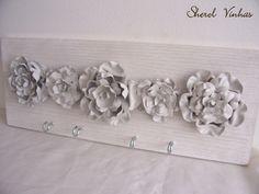 flores con botellas diseños tutorial