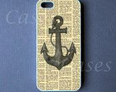 Iphone 5 Case - Turquoise Apple Iphone 5 Cover. $16.99, via Etsy.