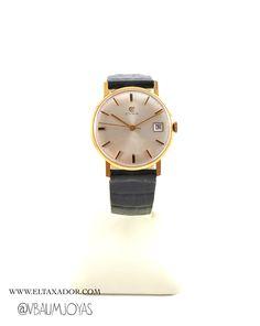 Reloj Cyma #vintage #watches #menstyle  www.eltaxador.com