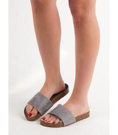 Semišové šľapky Espadrilles, Sandals, Shoes, Fashion, Espadrilles Outfit, Shoes Sandals, Zapatos, Moda, Shoes Outlet
