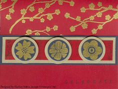 Chinese New Year by Shell-a-rama - Cards and Paper Crafts at Splitcoaststampers