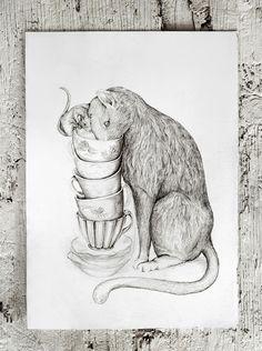 Tinta China. - Kitty Ramos