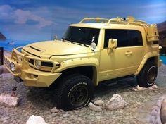 Jerry can mount Trail Team Edition - Toyota FJ Cruiser Forum