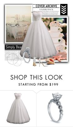 """""""Wedding"""" by vale24 ❤ liked on Polyvore featuring CAVO"""