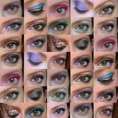 A Julia Petit deu algumas ideias para os olhos brilharem em 2013!