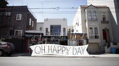 A Day in the Life of Oh Happy Day! #makemorehappen