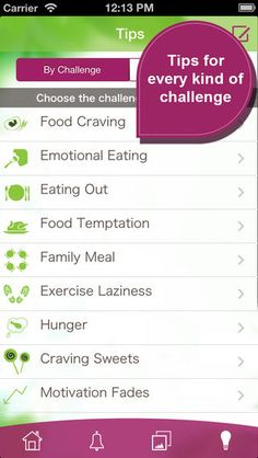 best weight loss app while breastfeeding
