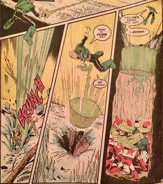 Chris is on Infinite Earths: Green Lantern Corps #210 (1987)
