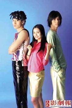 Love Triangle in Season 1 Jerry Yang, F4 Members, Vic Chou, F4 Meteor Garden, Shan Cai, Hua Ze Lei, Meteor Shower, Boys Over Flowers, Abs