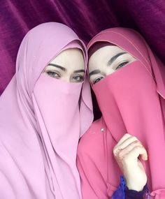 Beauty muslim girls # peçe nikab nikap nikabis kapalı çarşaf hicab hijab tesettür d Hijab Niqab, Muslim Hijab, Hijab Outfit, Beautiful Hijab Girl, Beautiful Muslim Women, Mode Niqab, Niqab Fashion, Hijab Fashionista, Girl Hijab
