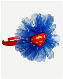 Superman Headband Bow