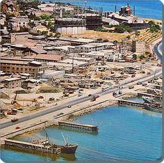 Zeytinburnu / Kazlıçeşme Kum iskeleleri - 1970'ler