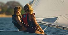 Laser Sailing Peponi Hotel Lamu Island