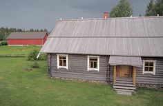 jussi huovinen - Google-haku Finland, Shed, Outdoor Structures, Cabin, Traditional, Architecture, House Styles, Google, Home Decor