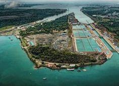 Turismo en el Canal de Panamá #turismo