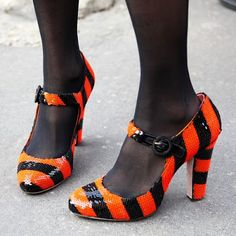 Sapatos, moda de rua - Shoes, street fashion