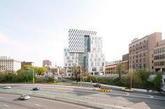 Angelos Law School at University of Baltimore, Behnisch Architekten