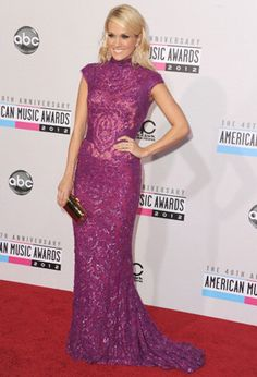 Carrie Underwood #AMAs