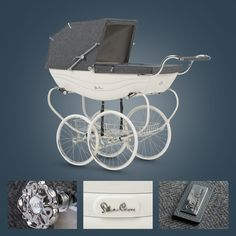 140 wonderful prams for 140 wonderful Silver Cross years!  Our beautiful 140th Anniversary Balmoral is now available to buy. Only 140 of these exclusive hand-crafted coach prams will ever be made, each featuring an individually numbered plaque.