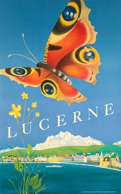 Lucerne MAGONI SCHMIDLIN (1950)