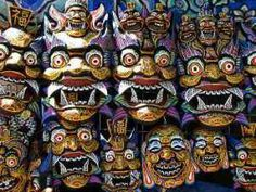 History of Chinese Masks   chinese masks in town Chinese Opera Mask, Chinese Mask, Dragon Mask, Japanese Mask, Scary Faces, Evil Spirits, Chinese Culture, Face Art, Oriental