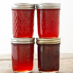 Homemade Strawberry Jam @Better Homes and Gardens