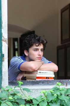 Timothée Chalamet. Call Me By Your Name (2017)