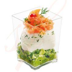 Quadro Disposable Plastic Cup 4 oz.