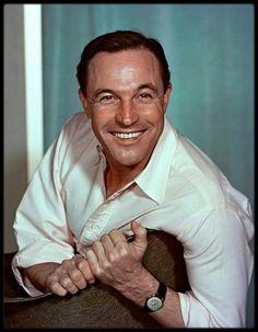 Gene Kelly, love his smile.