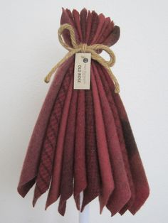 Mary Flanagan wool bundles