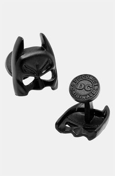 Ravi Ratan 'Batman Mask' Cuff Links available at #Nordstrom