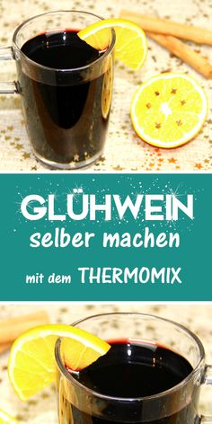 Make mulled wine yourself - dieHexenküche. Rumchata Recipes, Gourmet Recipes, Healthy Recipes, Cocktail Garnish, Winter Drinks, Party Buffet, Food Trends, Easy Cooking, Recipes