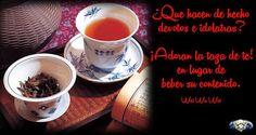 Presente Consciente: La taza de Té