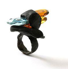 Klimt02: Fritsch, Karl jewelry design unique handmade jewelry images jewelers