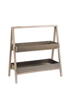 STAHL hylle Cement, Shelves, Furniture, Home Decor, Ell, Cottage, Garden, Shelving, Decoration Home
