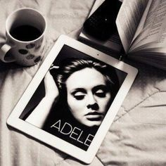 Adele - I just love this lady's voice and her look.  Rock it girl!