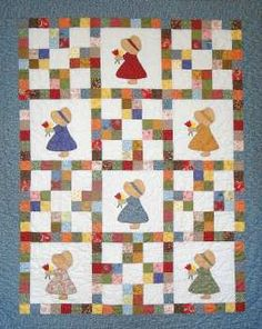 Red Rooster Quilts: Shop | Category: Patterns | Product: Country Girls Quilt Pattern