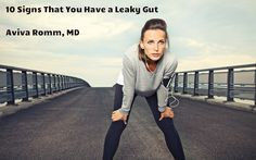 10 signs that you have a leaky gut---and how you can heal it! Click here to read more!