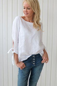 ALBEROBELLO Shirt, Choose color - BYPIAS Linen Tops - BYPIAS