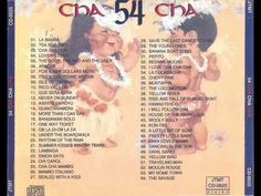 NONSTOP CHA CHA CHA GREATEST COLECTION - Part 02 Barbie Hair, Album, Dance, My Love, Youtube, Modern, La Bamba, Dancing, Youtubers