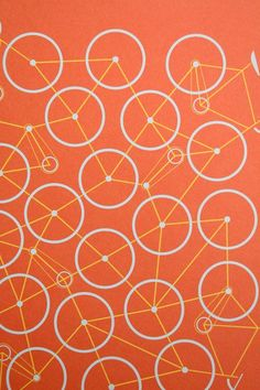 -Limited colour -Abstraction, combination -Geometric By Brentcouchman Pattern Texture, Surface Pattern Design, Pattern Art, Circle Pattern, Motifs Textiles, Textile Patterns, Rollup Design, Plakat Design, Mosaics