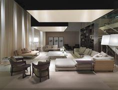 Cestone sofa & side table, project by Antonio Citterio for Flexform., made in Italy. #piso18casa-flexform #masaryk #flexform #luxury #luxurylifestyle #qualitybrand #beautifullifestyle #madeinitaly #piso18casa_flexform #italiandesign #contemporarydesign #contemporaryinteriors #contemporary #modern #modernfurniture #moderndesign #moderninteriors #luxuryfurniture #interiordesign #luxeinteriors #interiorarchitecture #polanco #furniture #antoniocitterio #sofa #sidetable #table #flexformmexico…