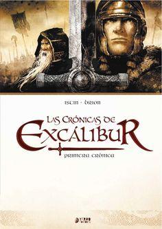Crónicas Excalibur 01