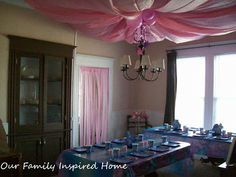 Our Family Inspired Home: Happy Birthday Part 3