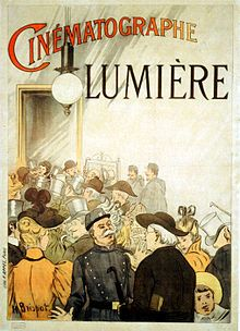 L'Arrivée d'un train en gare de La Ciotat - Lumiere Brothers