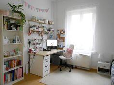 Мой мир, или Как организовать творческое пространство в спальне - Ярмарка Мастеров - ручная работа, handmade